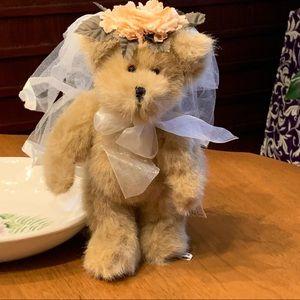"""Boyds Bears """"Mary"""" Plush Wedding Bride"""